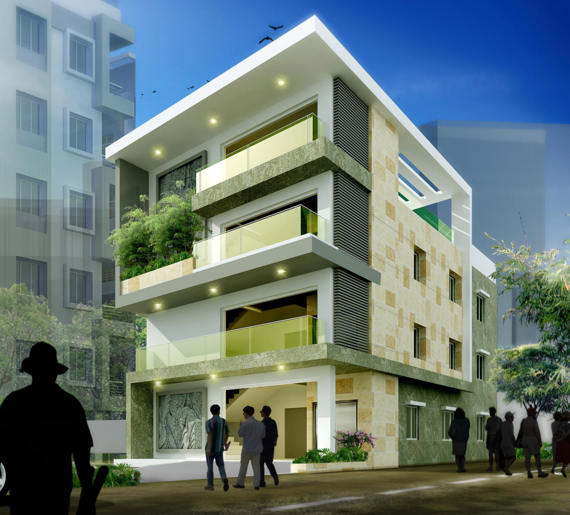 AR CONCEPTS Balaji Infra Club House Image