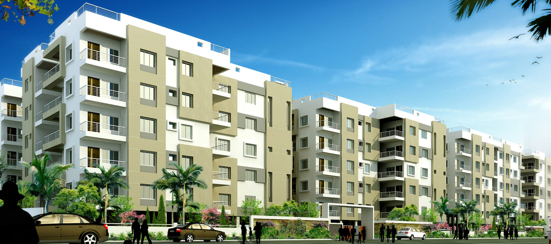 AR CONCEPTS Balaji Infra Entry Image A