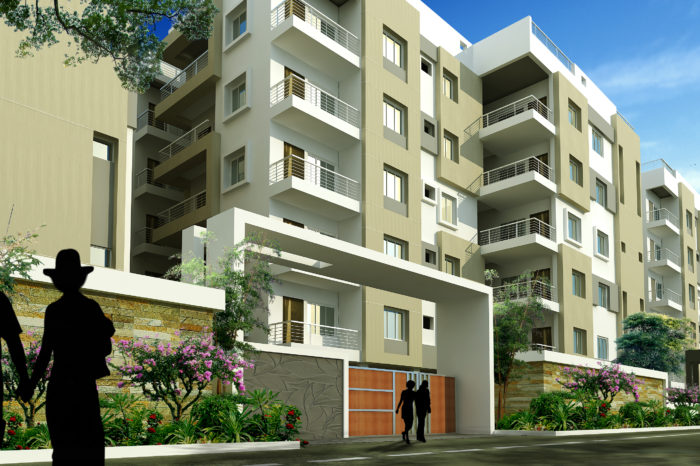AR CONCEPTS Balaji Infra Entry Image B