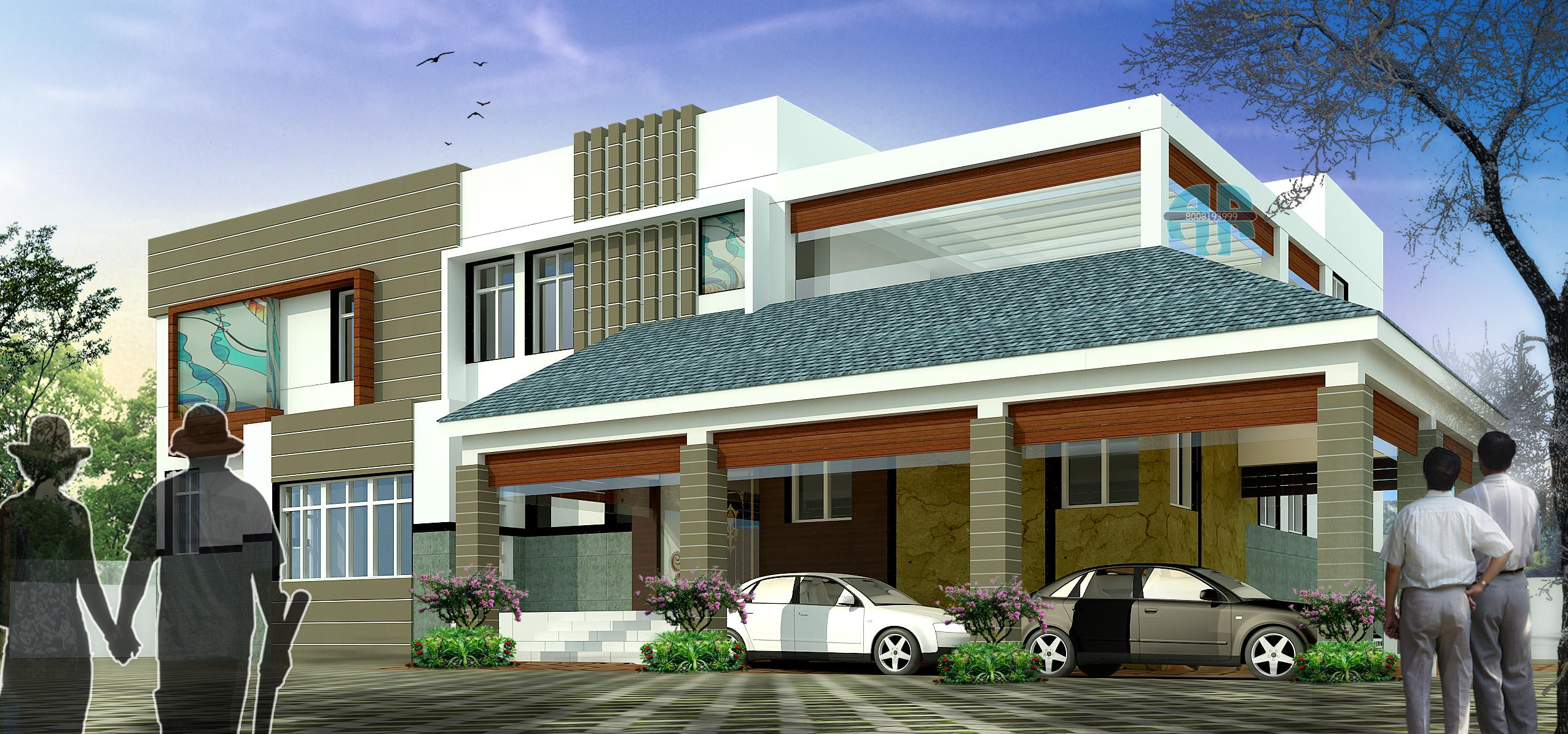 AR CONCEPTS Vitta Ramesh Residential Exterior Image B