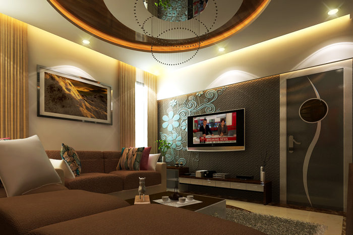 AR CONCEPTS Vitta Ramesh Residential Family Lounge Image B