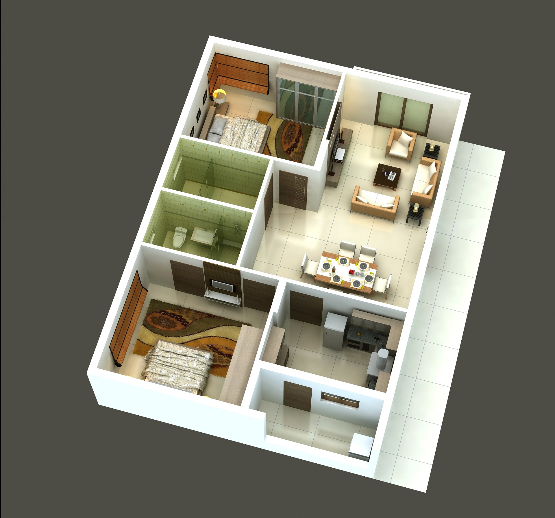 ar-concepts-emami-apartment-residential-east-double-bedroom-image-a