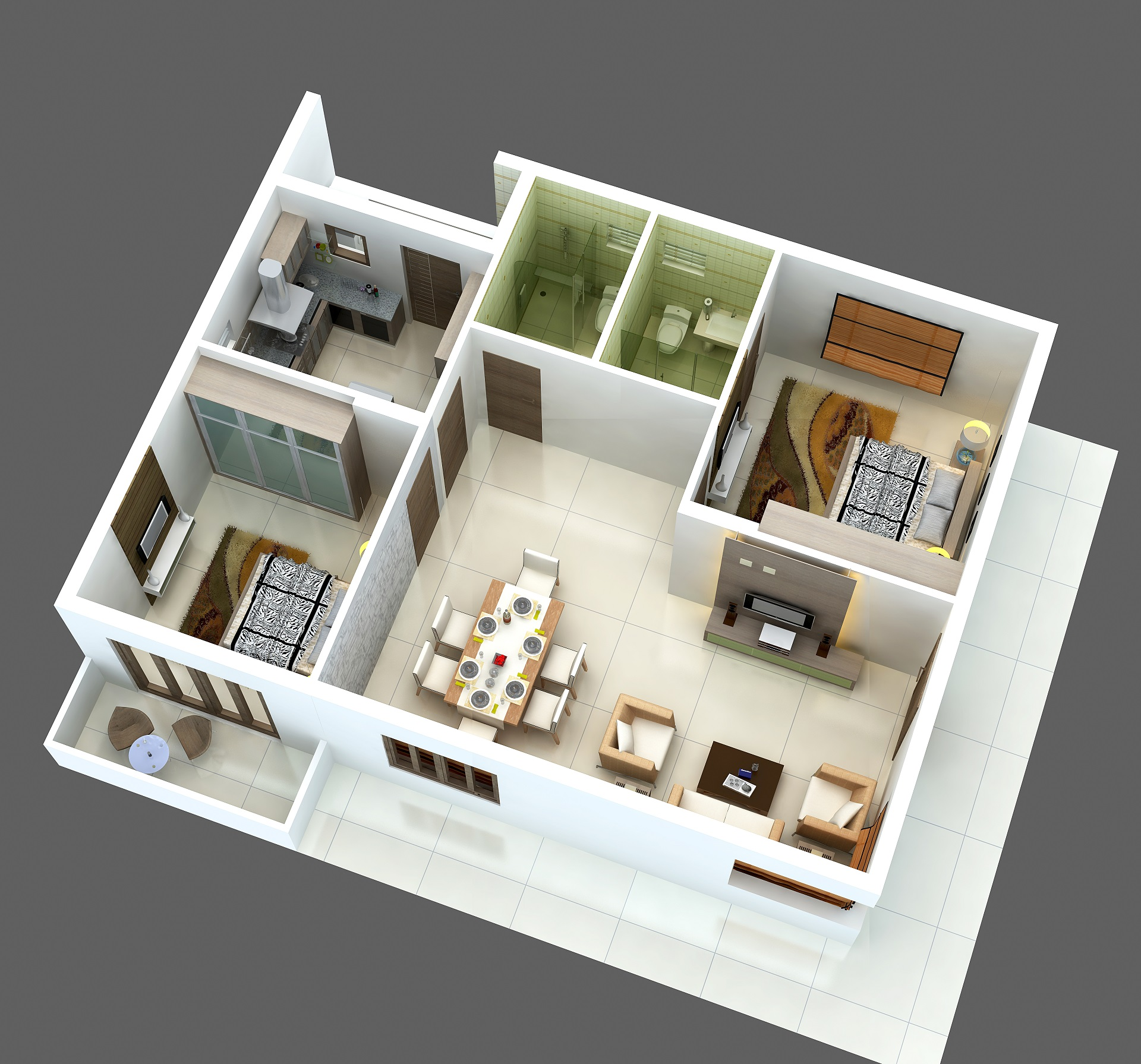 ar-concepts-emami-apartment-residential-west-double-bedroom-image-b
