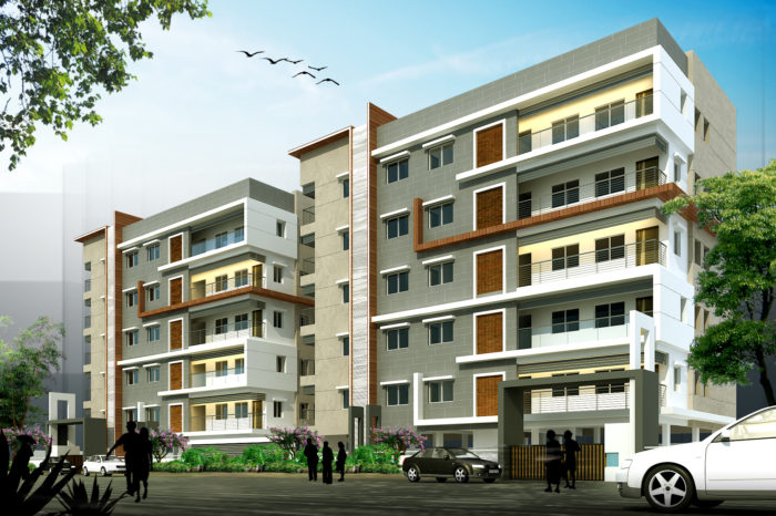 AR CONCEPTS Madhinaguda Hyderabad Elevation IMAGE