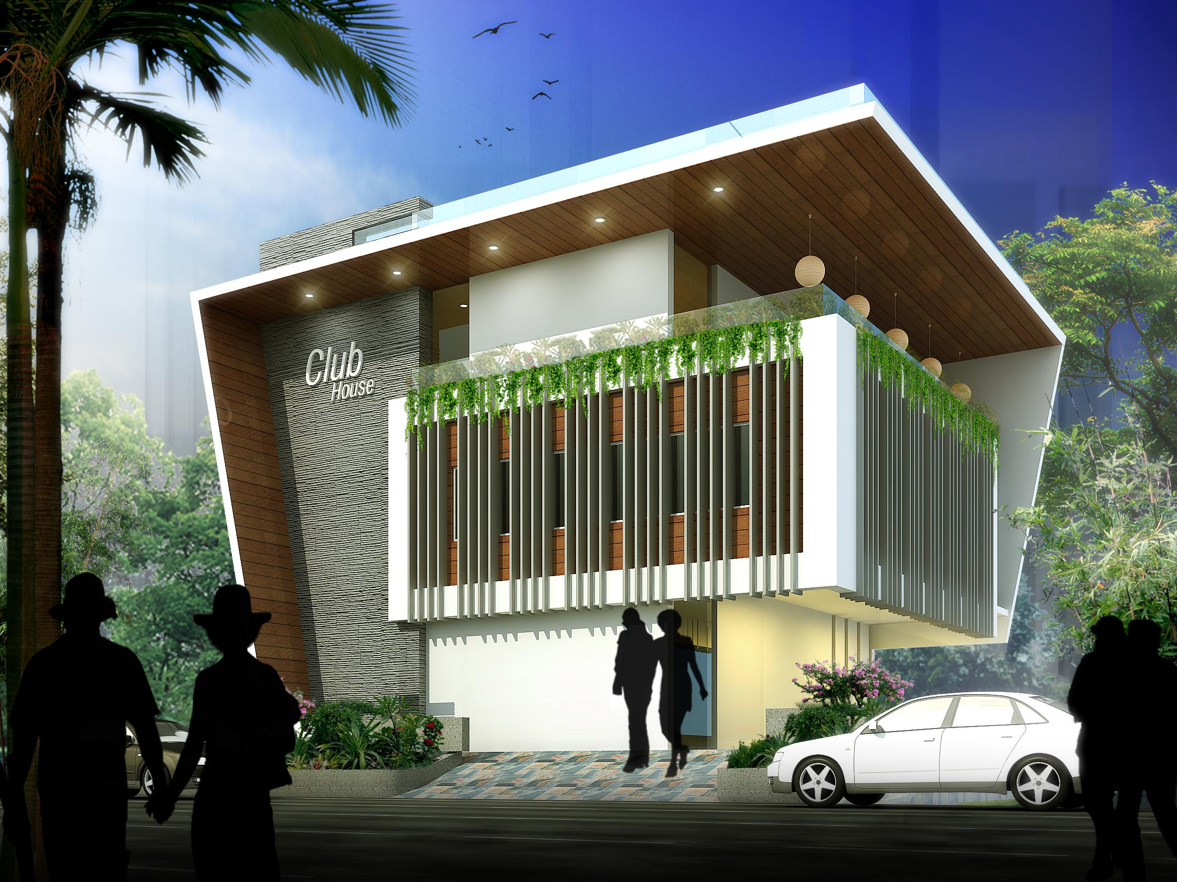 ar-concepts-raj-villas-club-house